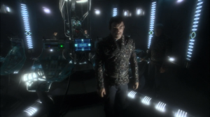 Enterprise Season 5 Romulan War