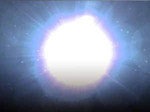 Yep, that's a fuzzy ball of light. Image from the official site, because... it's the only image of a Gulanee.