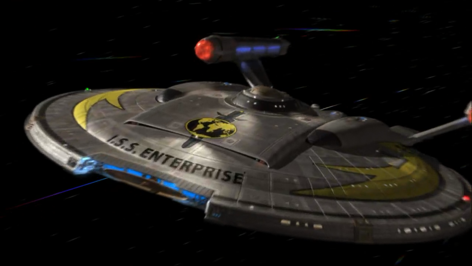 Enterprise Season 5 Mirror Universe