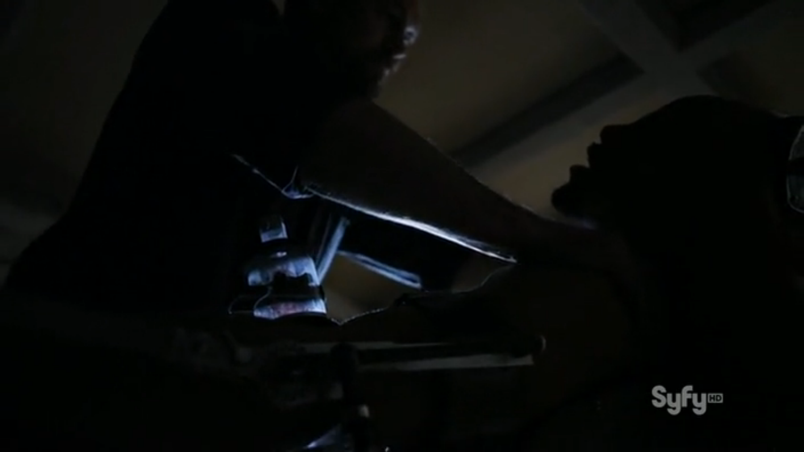 Unlike Jack Bauer, Nolan prefers to perform his interrogations in poor lighting for minimal accuracy.