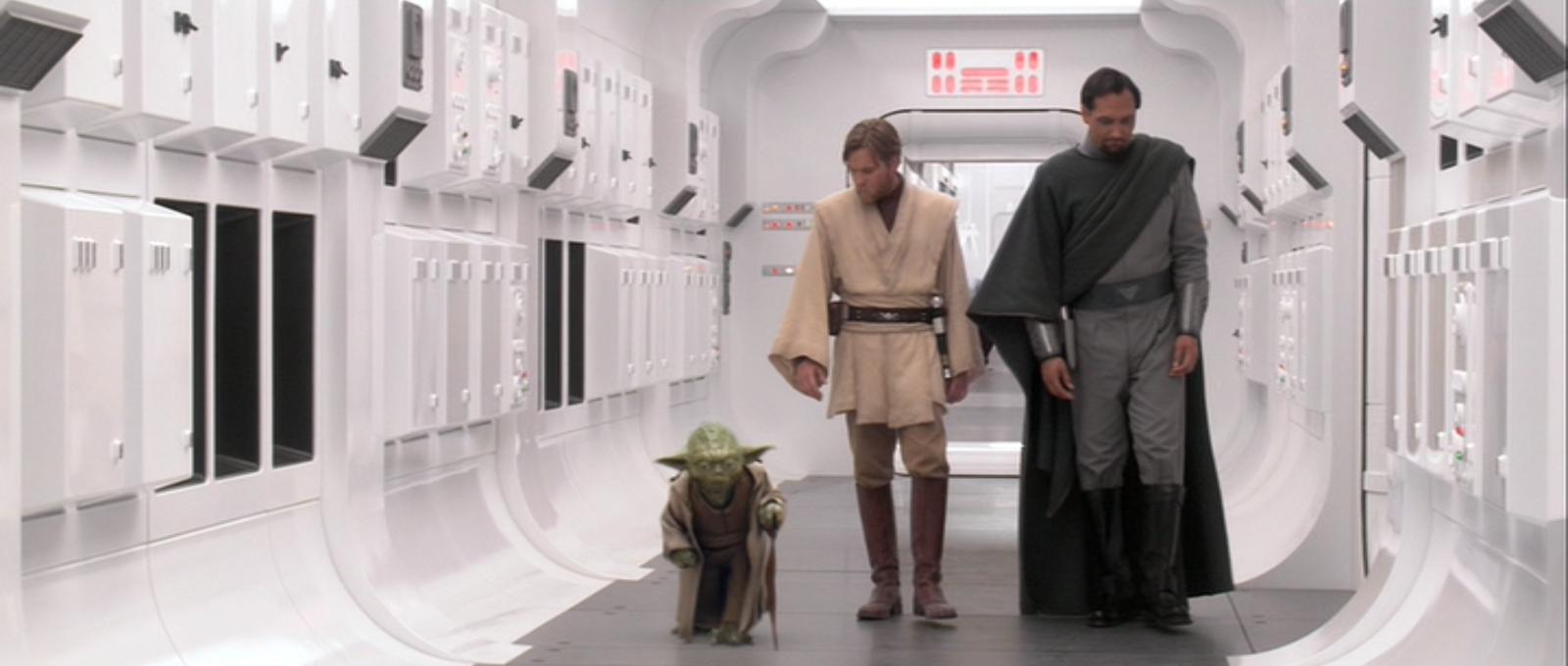 Yoda Obi-Wan