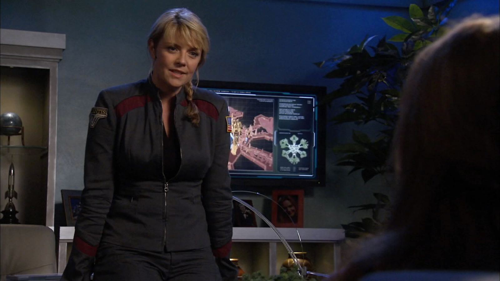 Carter moved over to Atlantis after the end of SG-1, and fit surprisingly well.