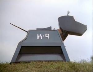 Doctor Who K-9 AI