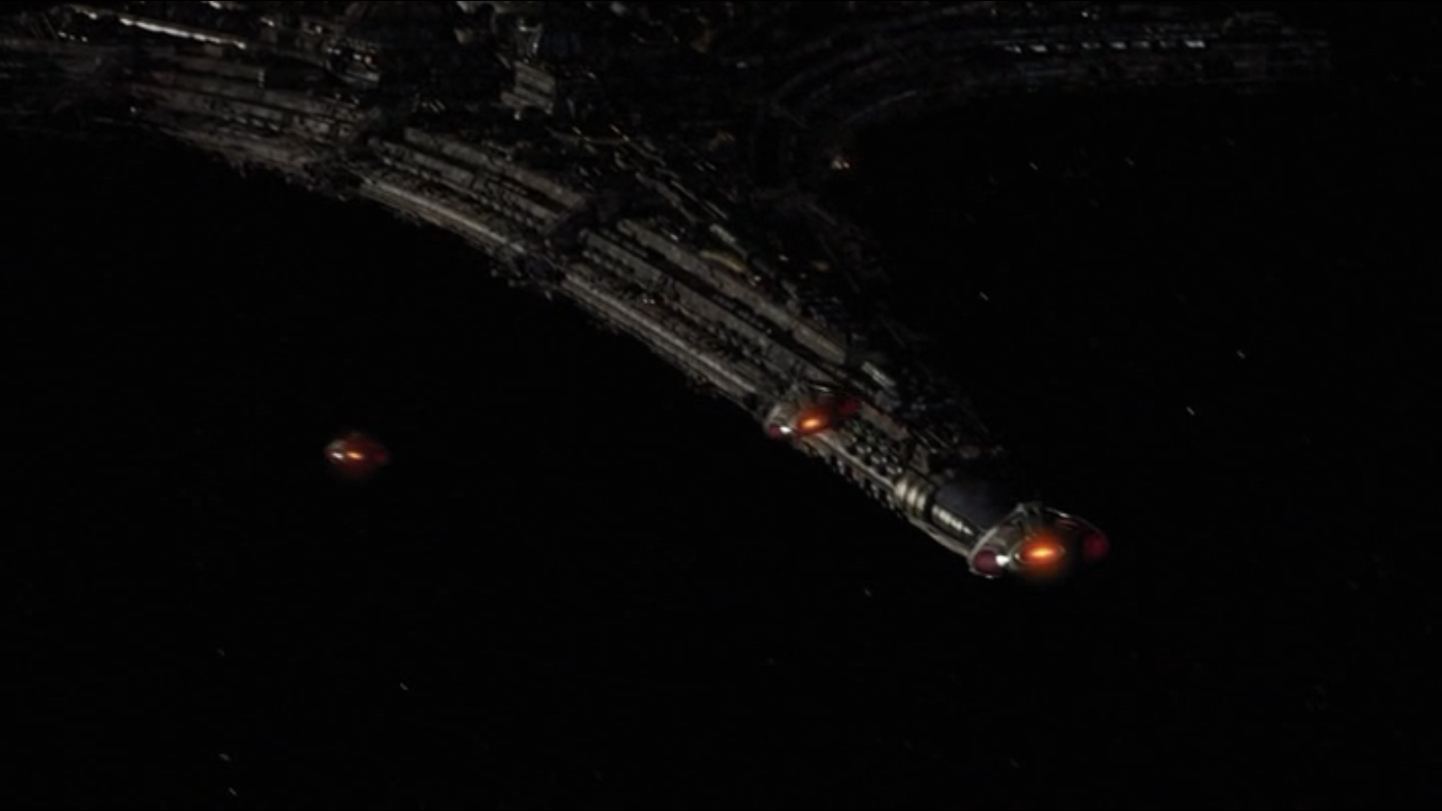 SGU Destiny Firefight
