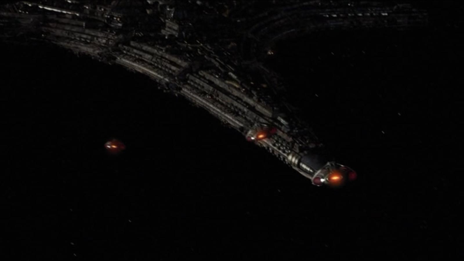SGU Destiny Firefight