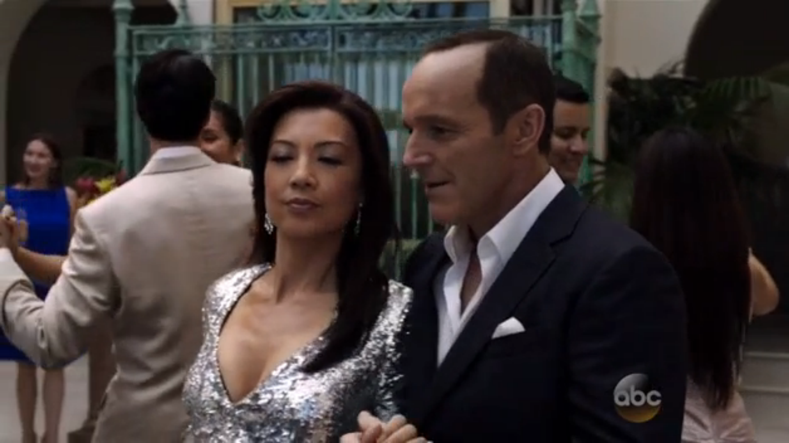 May and Coulson Dance