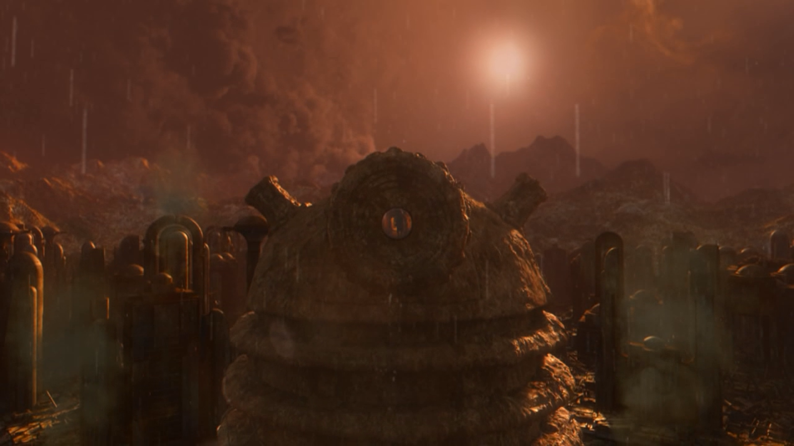 Is it cheating to use Skaro as the image?