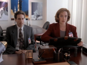 The X-Files Conspiracy