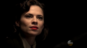 At this rate, Agent Carter may show up on SHIELD more often than her own show.