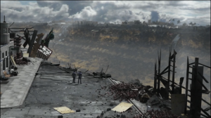 Imagery from the start of the Xindi arc is incredibly reminiscent of Ground Zero.