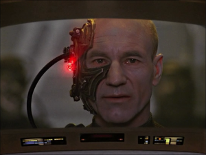The Borg act as a shadow archetype of the Federation, where uniformity is valued over individuality.