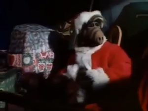 Behold, the true appearance of Santa Claus. Or so the episode claims.