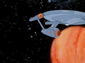 Star Trek The Animated Series Enterprise