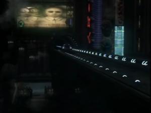 Total Recall 2070 CGI