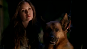 Terminator Sarah Connor Chronicles Season 3 Young and Dog