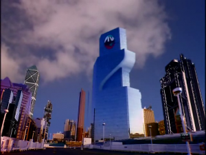 Top notch 90's CGI, as always.