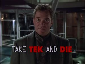 TekWar Futuristic Drug
