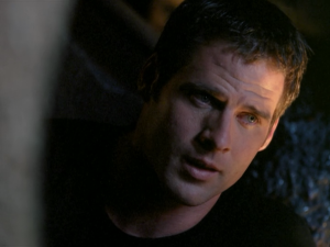 The disappearance of Farscape One seems like something Mulder would take an interest in.