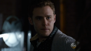 Fitz isn't afraid to speak up any more, and that's led to some excellent scenes.