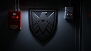 A SHIELD logo that looks like... a shield?!