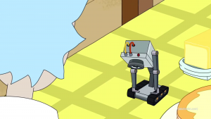 It can be difficult to get robots to fulfill their purpose if they comprehend how meaningless it is.