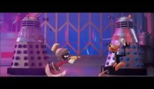 Looney Tunes Dalek Cameos