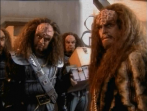 Star Trek: The Next Generation: Klingon Lost Episode