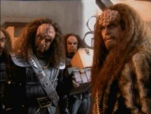 Star Trek: The Next Generation: Klingon Lost Episode