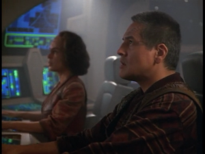 Chakotay Star Trek Voyager Sci-Fi rebellions