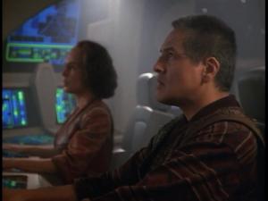 Chakotay Star Trek Voyager Sci-Fi rebellions