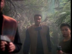 Star Trek Deep Space 9 sci-fi rebellions