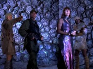 Stargate SG-1 Tok'ra Sci-fi rebellions
