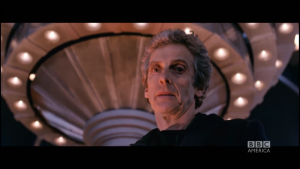 Capaldi Doctor Who Series 9