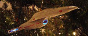 Star Trek Voyager Alien Holiday
