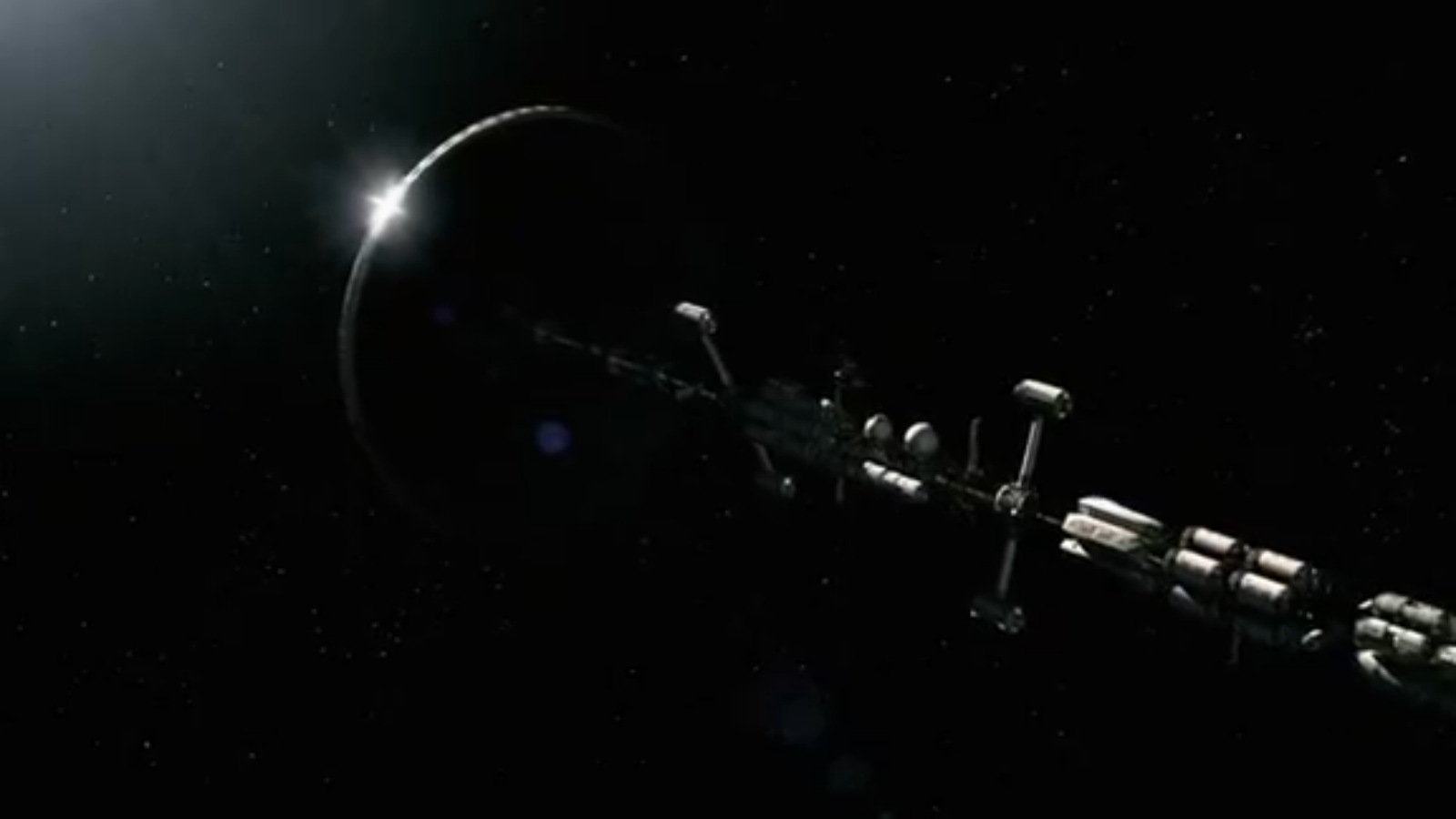 A subjectively obscure scifi primer defying gravity the antares because the ship is more interesting than any character on the show ccuart Gallery
