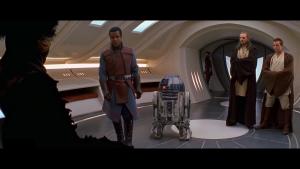 R2-D2 Star Wars AI