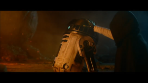 Star Wars The Force Awakens R2-D2 AI