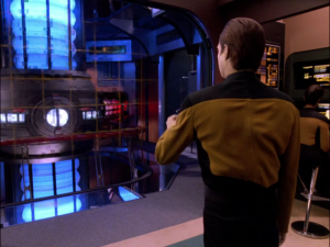 Star Trek Holodeck Simulation