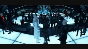 Cyberpunk Club Tron Legacy