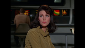 Number One Star Trek TOS Pilot The Cage
