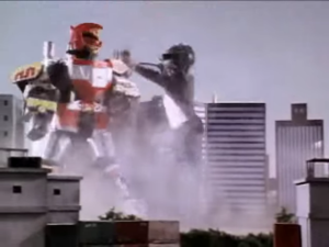 Power Rangers Mecha Battle