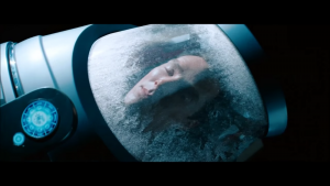Star Trek Khan Cryogenic freezing