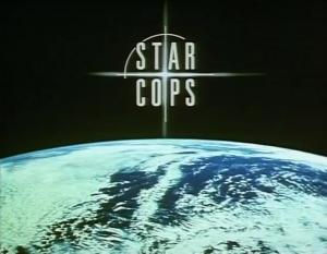 Star Cops Title
