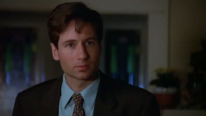 Mulder from the X-Files