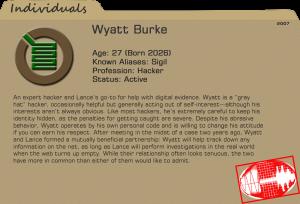 Wyatt-Dossier